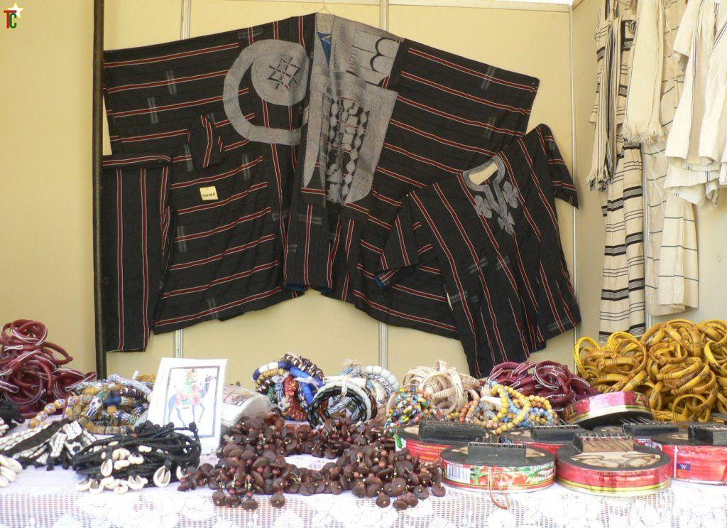 Togo: Artisanats d'arts