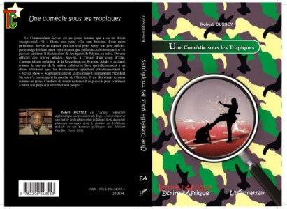 Note de Lecture : Une comédie sous les tropiques de Robert Dussey