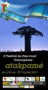 Lancement de la 2ème Edition du Festival de Film Court Francophone d'Atakpamé