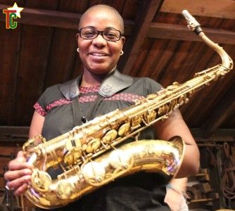 Nathalie Ahadji, une saxophoniste dans le moulin des Etoiles
