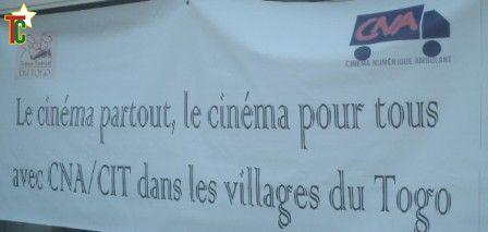 Le Cinéma Numérique Ambulant lancé au Togo