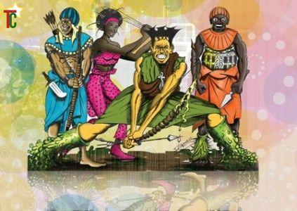 BD : Ago, les super-héros africains sortent de l'ombre