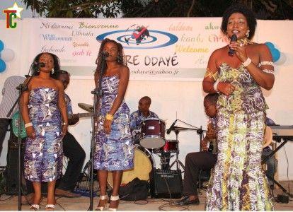 Le Centre Odayé, le premier rendez-vous de « Autour du Gawou »
