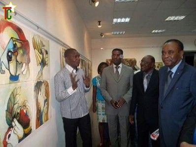 Cham délocalise ses « Transitions » au Goethe Institut de Lomé