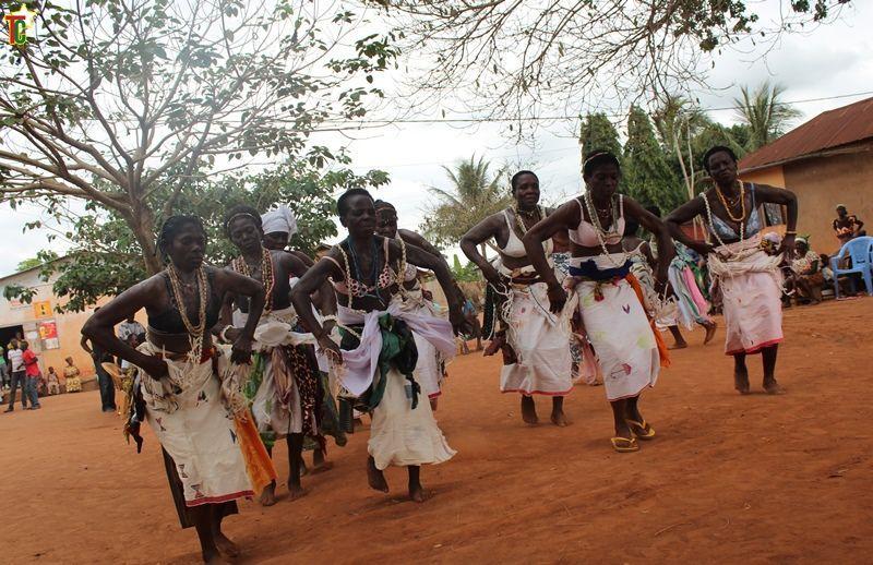 Histoire et place de la danse dans le quotidien des Togolais