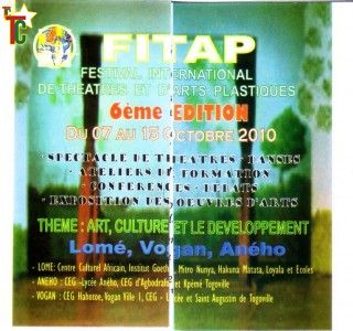 Théâtre et Arts Plastiques : Lancement de la 6ème édition du FITAP