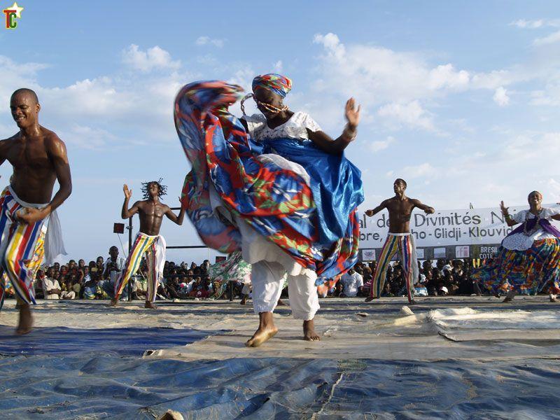 Festival des divinités Noires 2010 : Les Dogon à l'honneur