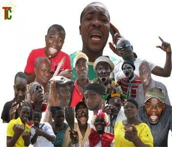 Les Chanceliers du rire au Palais des Congrès de Lomé