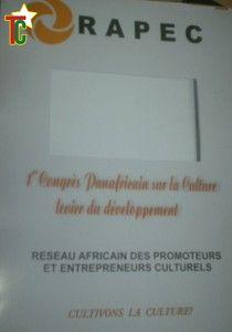 Lancement officiel du 1er Congrès Panafricain sur la culture, levier du développement