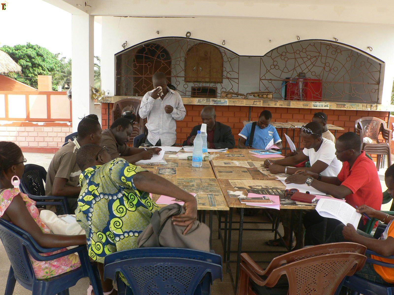 Recenser et renforcer les centres culturels