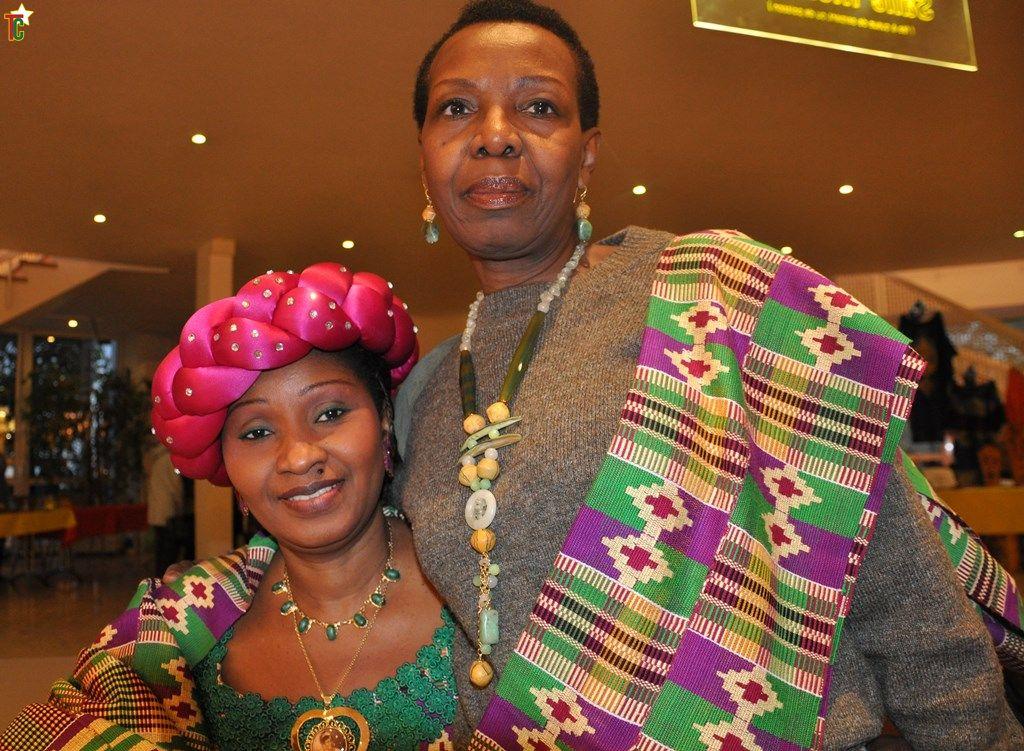 Rosalie Ankrah et Better Doh-Grunitzky deux perles togolaises au FIG