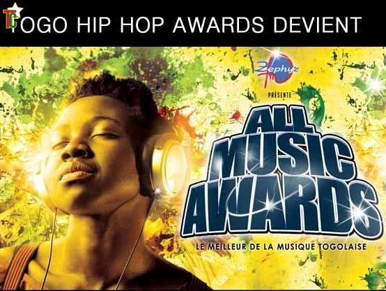 """Le meilleur de la musique du Togo: """"All music awards 2012"""" a vécu"""