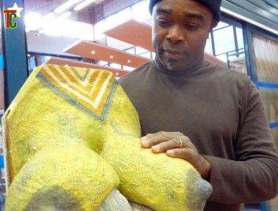 Yao Metsoko et la symbolique des seins sculptés