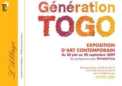 Art contemporain : Génération Togo
