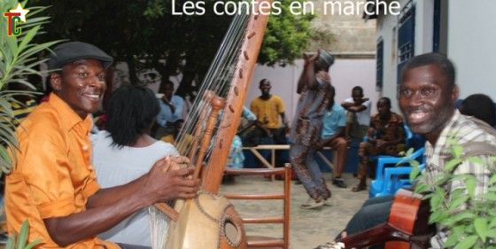 Togo : Les bons contes en marche dans les domiciles.
