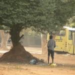 Campus de Lomé: un étudiant pisseur