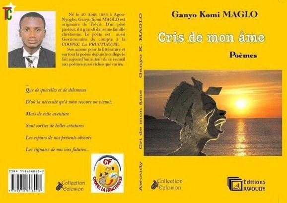 «Cris de mon âme» de Ganyo Komi Maglo