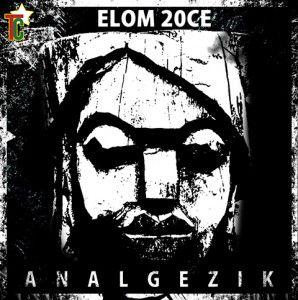 Avec son album « Analgézik » Elom 20ce s'arme de mots  qui détonnent