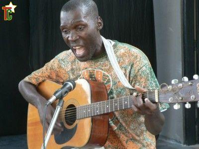 Eustache Kamouna Bowokabati enflamme le Goethe Institut