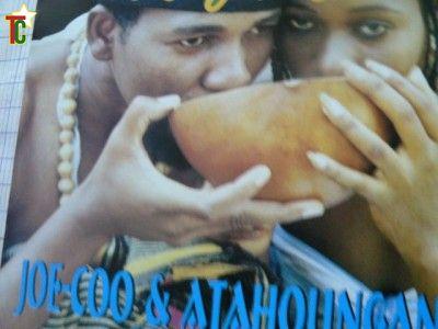 Pochette du 2e album de Joe Coo