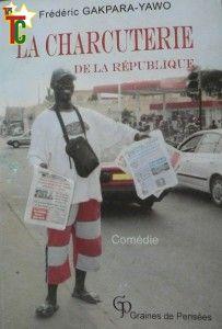 Théâtre: Frédéric Gakpara charcute la République