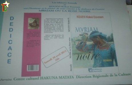 Myriam ou la Rose Noire