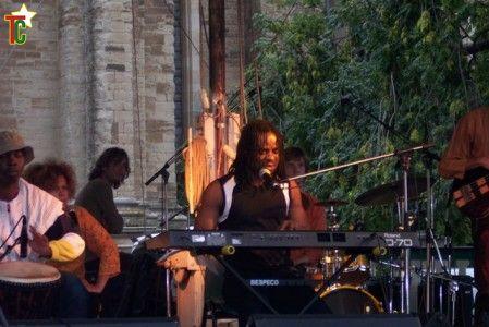Nasser Ouattara Folly Bebe en concert