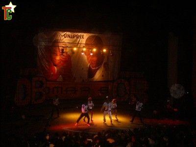 Omar B. en concert