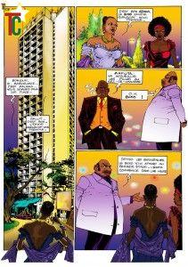 Alain Brezault : un scénariste de Bandes Dessinées (BD)  à Lomé