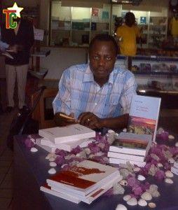 Sami Tchak à la Librairie Star à Lomé