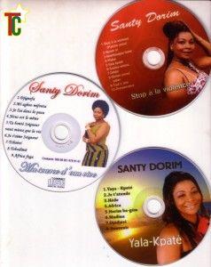 Santy Dorim albums