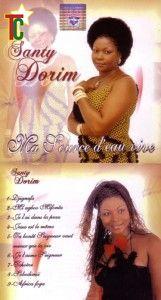 Santy Dorim pochette