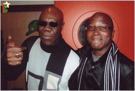 Sassou et Manu Dibango