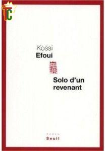 Kossi Efoui en lice pour le Ptix Amila-Mecker