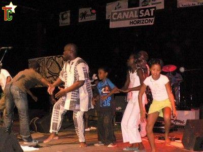 Yawo au Festival Africana 2009 à Ottawa