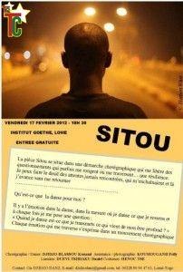 « Sitou » de Francis Kouami Djidjo-Blassou à Goethe Institut de Lomé