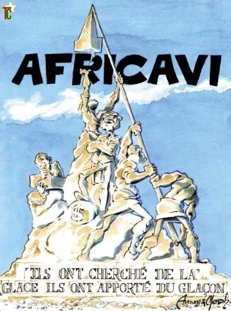 Bandes dessinées: La BD togolaise éditée à L'Harmattan