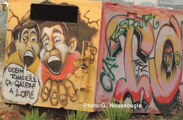 Ca galère à Lomé