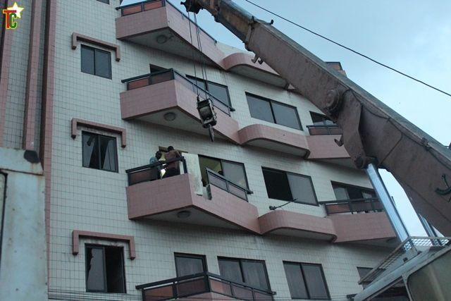 Insolite déménagement ou un solide déménagement à Cotonou!