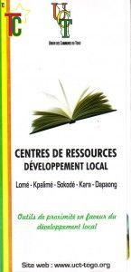 Développement local : Mise en route des Centres de Ressources en Développement Local