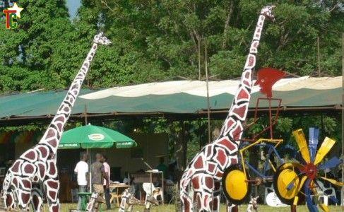 Mettre l'Art au service du développement économique: interview de Espoir Fadu, artiste plasticien togolais