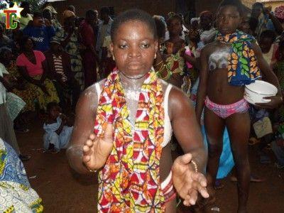 Togo: Akpéma ou initiation de la jeune fille vierge chez les Kabyés