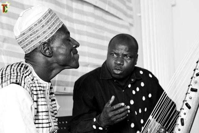 « La négritude et après ? » ou la naissance d'un duo: Roger Atikpo et Gaëtan Noussoglo