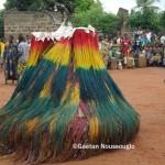 Les Zangbétos du Togo © Gaëtan Noussouglo