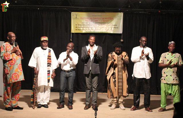Lomé et Togblékopé, terre de contes