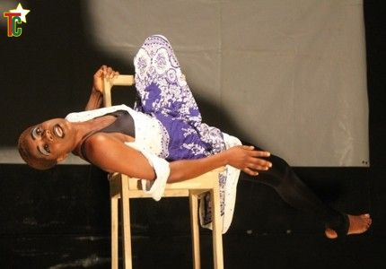 Ectoplasme faible de Samuel Akpene Wilsi interprété par Akofa Ami Kougbénou