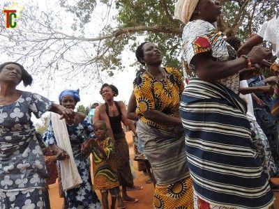Gadzo a Keve dans la Préfecture de l'Avé Photo: Gaëtan Noussouglo