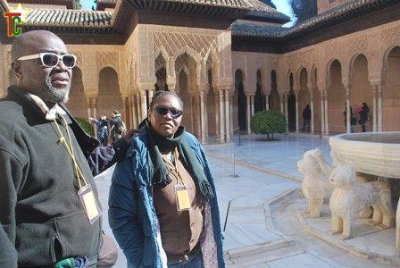 Les artistes Kossi Assou et Améyovi Homawo en résidence de création et de découverte en Espagne