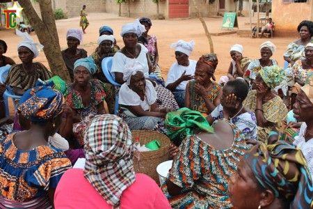Les chants Akpalou en pays Ewé