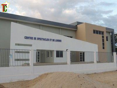 Tchamba se dote d'un Centre de Spectacles et de Loisirs